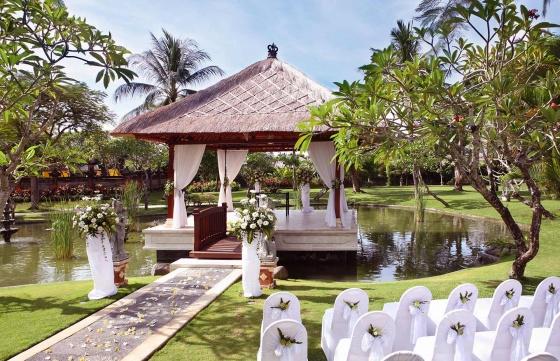 Wedding Venues Nusa Dua Beach Hotel Spa Bali