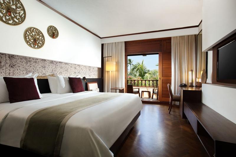 Deluxe Room Nusa Dua Beach Hotel Spa Bali