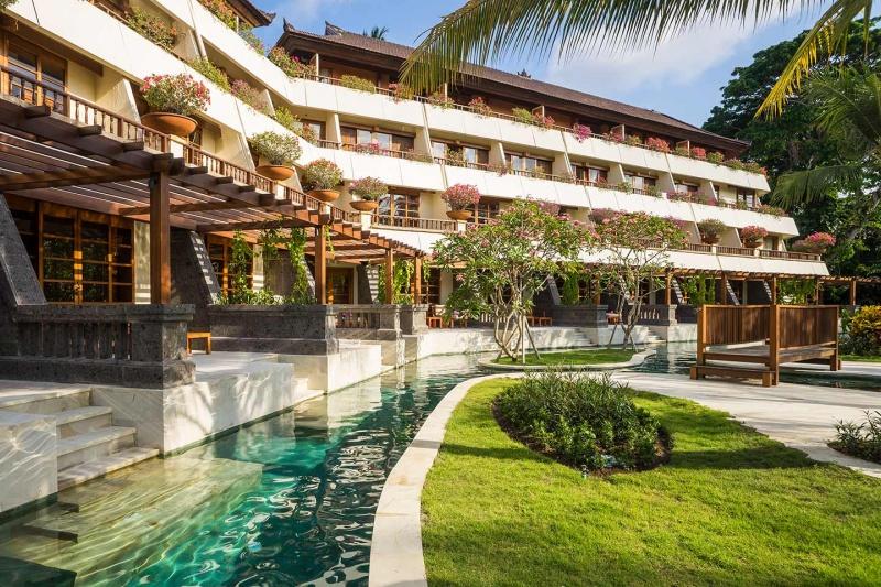 Palace Club Lagoon Room Nusa Dua Beach Hotel Spa Bali