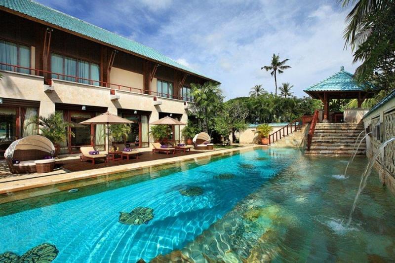 The Royal Residence Nusa Dua Beach Hotel Spa Bali