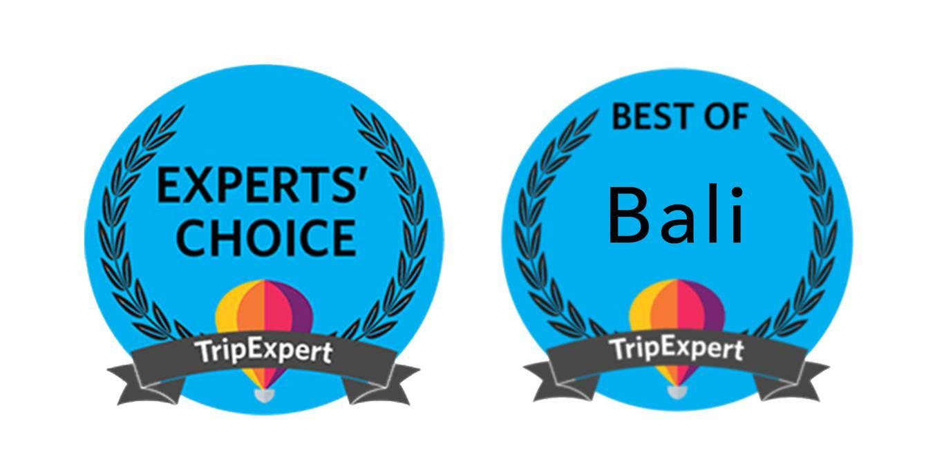 Nusa Dua Beach Hotel & Spa Winner of 2018 Expert's Choice